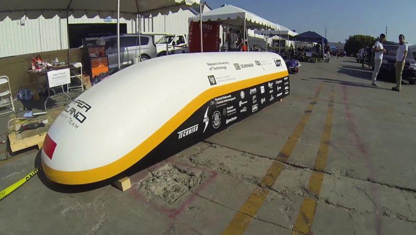 Hyper Poland - inowacyjny szybki środek transportu