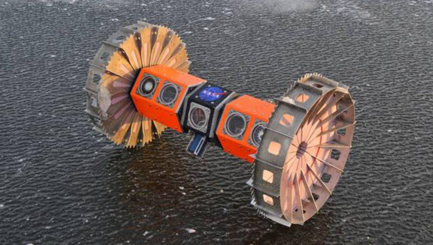 NASA przetestuje podwodnego łazika na Antarktydzie