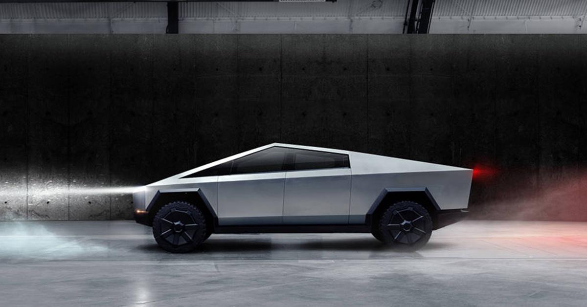 Tesla Cybertruck - czyli elektryczny pickup Elona Muska