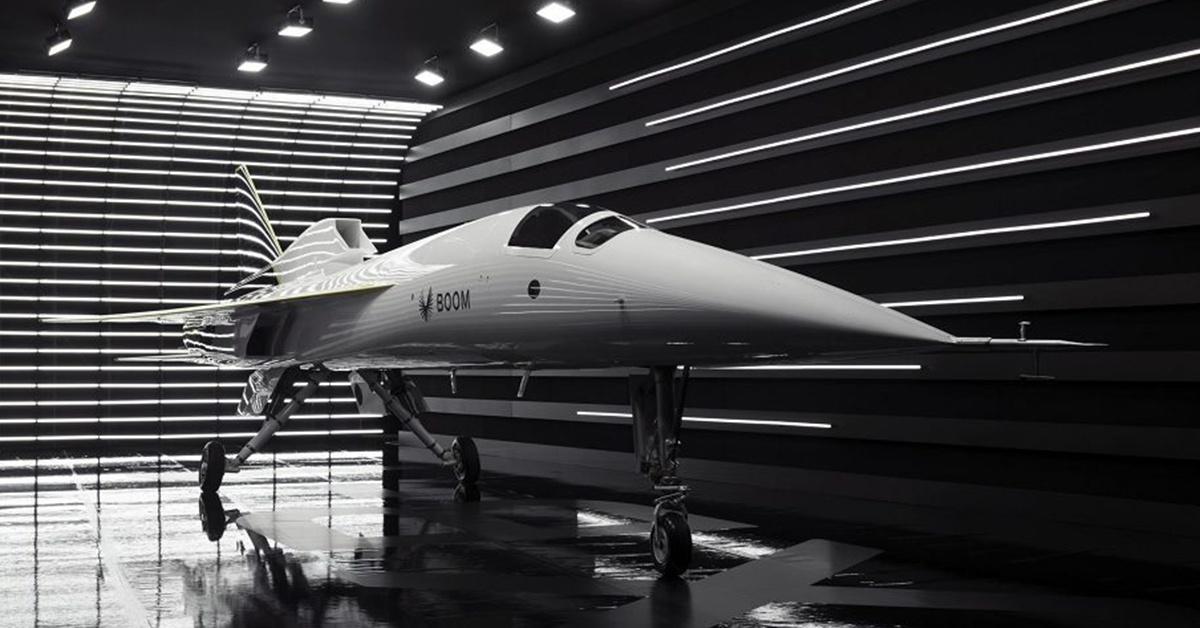 Boom Supersonic zapowiada testy naddźwiękowego odrzutowca XB-1.