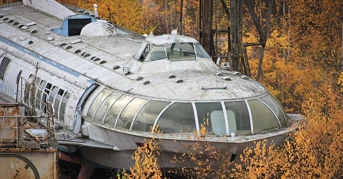 Radzieckie Wodoloty typu Meteor