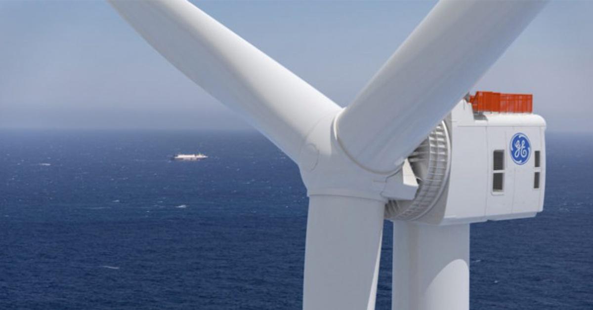 Haliade-X największa turbina na świecie.
