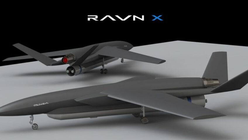 Ravn X - największy na świecie w pełni autonomiczny dron.